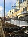 Tōkyū Tōyoko Line's waste trace Promenade (Yokohama Station - Sakuragichō Station) 05.jpg