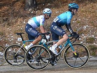 Astana–Premier Tech Kazakh cycling team