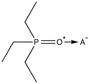 Gutmann–Beckett method - Interaction of triethylphosphine oxide with a Lewis acid