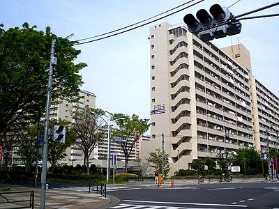 Takashimadaira Danchi