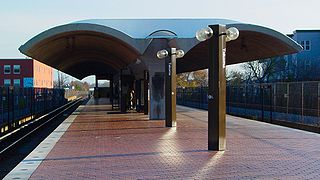 Takoma Metro station from outbound end.jpg
