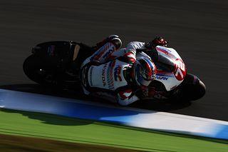 Takumi Takahashi Japanese motorcycle racer