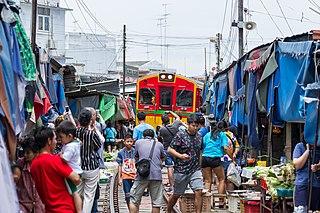 Samut Songkhram Town municipality in Samut Songkhram Province, Thailand