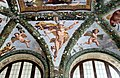 Taller de Rafael Sanzio. Pintures al fresc de la Loggia d'Amor i Psique (escena de Mart) (1518). Vil·la Farnesina, Roma.jpg