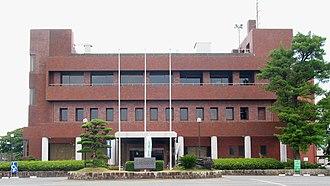 Tamaki, Mie - Tamaki town hall