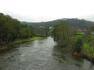 Tambre (river) - River Tambre