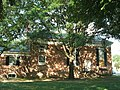 Tappahannock Historic District - side view of courthouse2.jpg