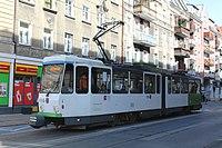 Tatra KT4DtM 115, tram line 5, Szczecin, 2015.jpg