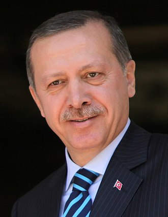 2014 Turkish presidential election - Image: Tayyip Erdoğan (cropped)