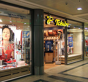 Tchibo - Shop in Darmstadt