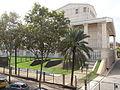 Teatre Nacional de Catalunya vist des de l'edifici Encants Barcelona.JPG