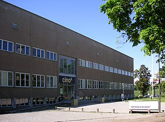 Swedish National Museum of Science and Technology - Image: Tekniska museet 2008a