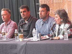 The Gatekeepers (film) - Image: Telluride panel 2012