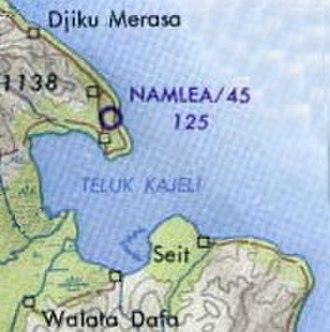 Buru - Kayeli Bay