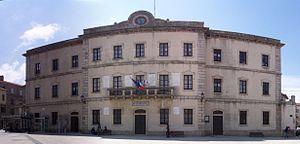 Tempio Pausania - Image: Tempio City Hall