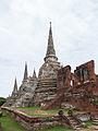 Templo Phra Si Sanphet, Ayutthaya, Tailandia, 2013-08-23, DD 11.jpg