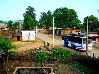 Temri - Image: Temri village