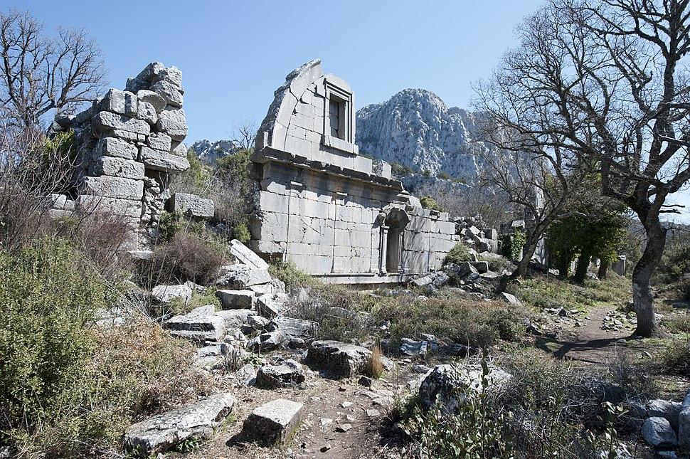 Termessos Gymnasium 3606