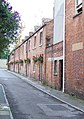 Terrace of houses in Glastonbury - geograph.org.uk - 513822.jpg