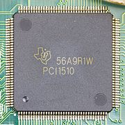 Texas Instruments PCI1510 on mainboard of Surf@home II-8337.jpg