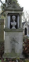 Théodore Barrière's tomb