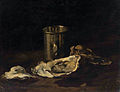 Théodule-Augustin Ribot - Oysters and a Metal Goblet.jpg