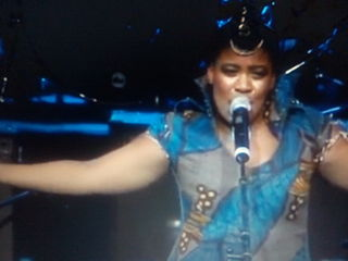 Thandiswa Mazwai South African musician
