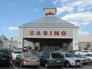 English: The Meadows Casino in Washington, PA ...