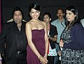 The Actress, Ms. Freida Pinto at the presentation of the film (You will Meet a Tall Dark Stranger), during the IFFI-2010, in Panjim, Goa on November 28, 2010.jpg