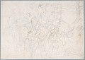 The Assumption of the Virgin (recto); Architectural Notations (verso) MET DP809475.jpg