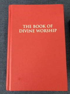 <i>Book of Divine Worship</i> Adaptation of the Book of Common Prayer for Roman Catholic use