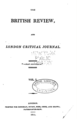 The British review, and London critical journal (1811, vol. 1).png