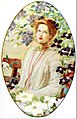 The Clematis Maiden by Louis Rhead.jpg