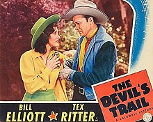 The Devil's Trail 1942 poster.jpg