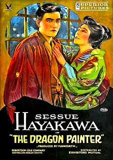<i>The Dragon Painter</i> 1919 film directed by William Worthington