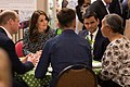 The Duke and Duchess Cambridge at Commonwealth Big Lunch on 22 March 2018 - 092.jpg