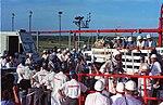 The Gemini 11 crew walk up the ramp.jpg