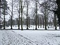 The Great Churchyard in the snow - geograph.org.uk - 736154.jpg