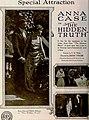The Hidden Truth (1919) - Ad 1.jpg