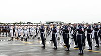 The Honor Guard of ROC Performancing in Chaiyi Air Base 20120811f.jpg