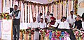 The Minister of State for Railways, Shri Rajen Gohain addressing at the flag-off ceremony of the Durg-Ferozepur-Durg Antyodaya Weekly Express, at Raipur Railway Station, Chhattisgarh.JPG