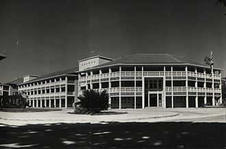 Ministry of Foreign Affairs and East African Cooperation - Image: The National Archives UK CO 1069 164 40