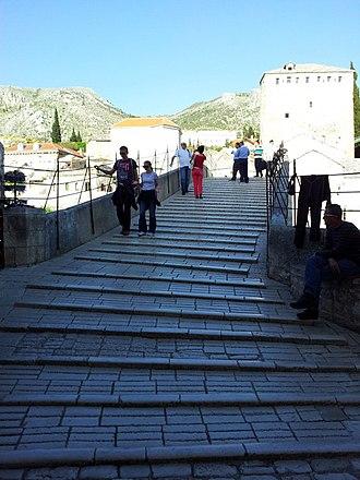 Stari Most - Image: The Old Bridge