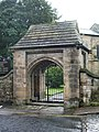 The Parish Church of St David, Haigh and Aspull, Lychgate - geograph.org.uk - 955959.jpg