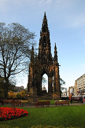 Image illustrative de l'article Scott Monument