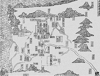 Jiankang ancient Chinese city, modern Nanjing