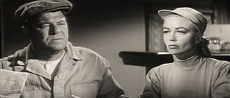 The Tarnished Angels - Jack Carson and Dorothy Malone