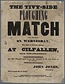 The Tivy-side Ploughing Match At Cilfallen 1842.jpg