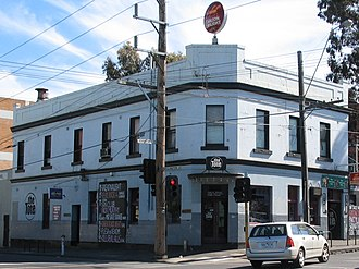 Music of Melbourne - The Tote Hotel, Collingwood