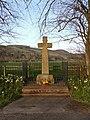 The War Memorial, Gattonside - geograph.org.uk - 1806567.jpg
